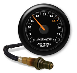 MTX-AL Analog Series Wideband Air / Fuel Ratio Gauge Kit