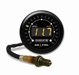 MTX-L Plus Wideband Air / Fuel Ratio Gauge Kit