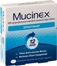 Mucinex 600mg