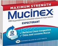 Mucinex Maximum Strength - 14 tablets