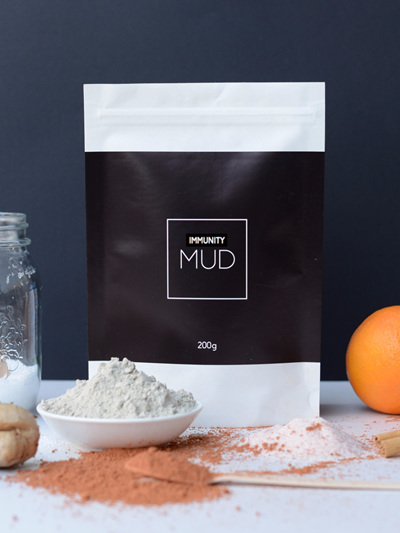 MUD Immunity Wellness Bath and Body Mask