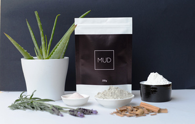 MUD Original Detox Bath and Body Mask