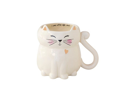 Mug Folk-Cat