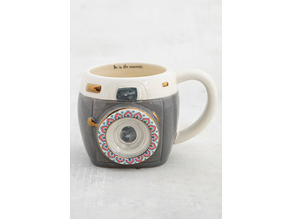Mug Folk-Charcoal Camera