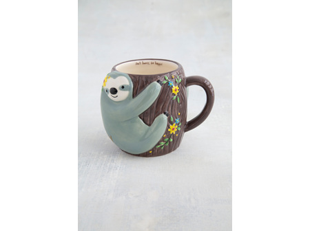 Mug Folk-Sloth/Dont Hurry