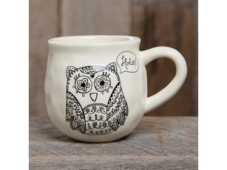 Mug Happy Owl