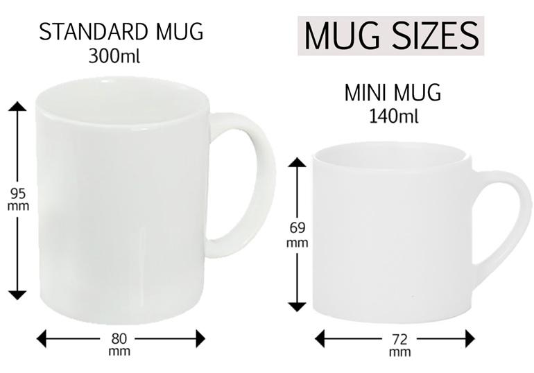 mug sizes