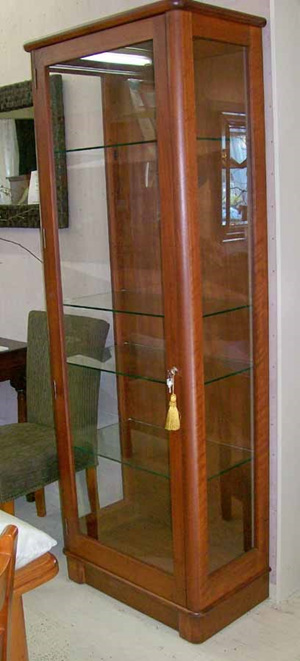 Mulberry Display Cabinet