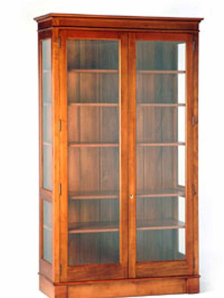Mulhouse Display Cabinet Two Doors