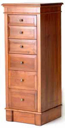 Mulhouse Six Drawer Lingerie Chest