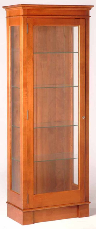Mulhouse Slim Display Cabinet