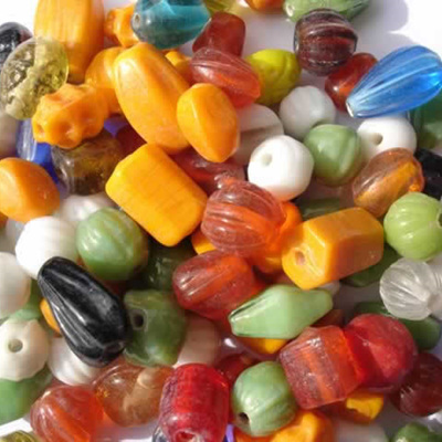 Multicolour Bead Mix