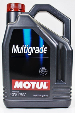 Multigrade 10W30 SL - 5ltr