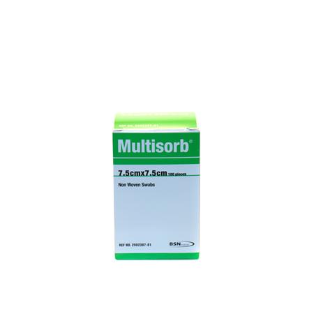 Multisorb swabs/gauze