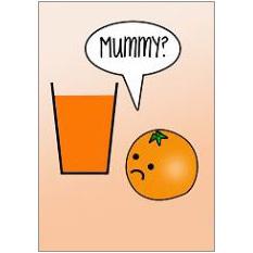 Mummy Fridge Magnet