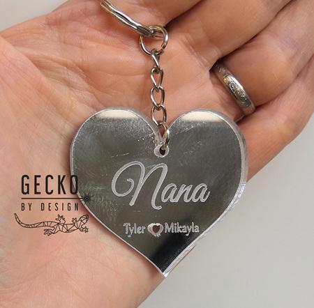 Mum/Nana Keychain