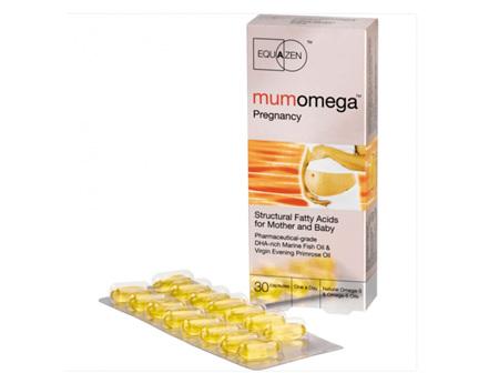MUMOMEGA Pregnancy 30caps
