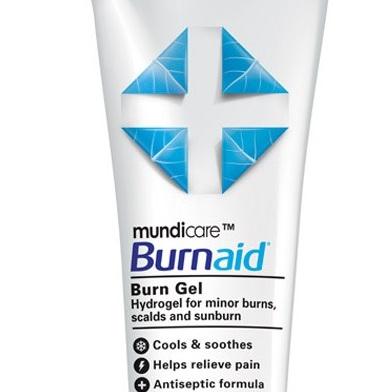 Mundicare Burnaid Gel 25G