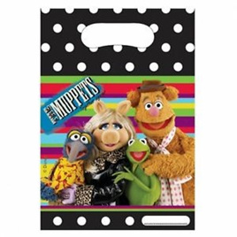 Muppets Loot Bags