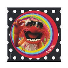 Muppets Party Lunch Napkins