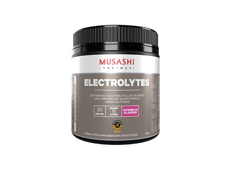 Musashi Electrolyte Watermelon 300g