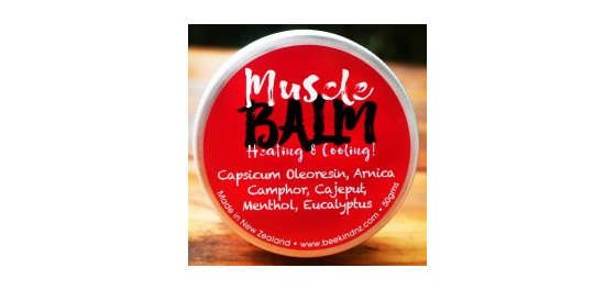 Muscle Balm by Bee Kind