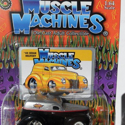 Muscle Machines 1:64 scale