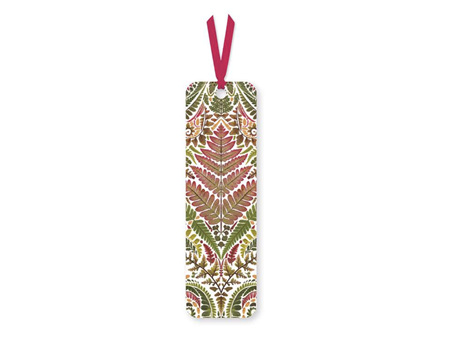 Museums & Galleries Fern Fever Bookmark