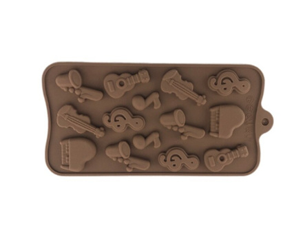 Musical Tray Silicone Mould