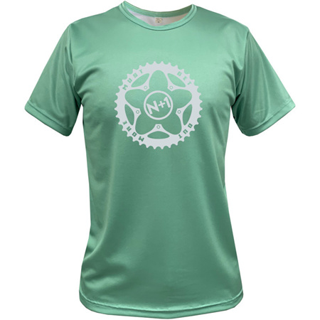 Must Get Out More Tee - Mint