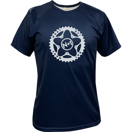 Must Get Out More Tee - Navy