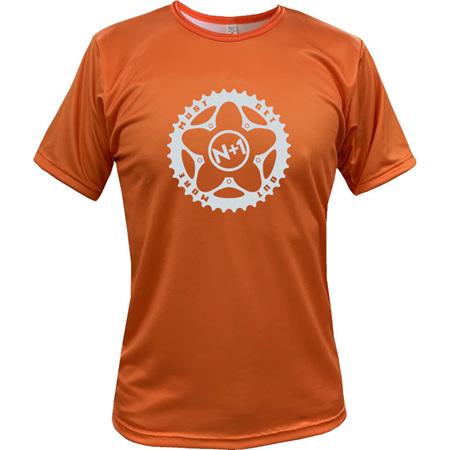 Must Get Out More Tee - Orange