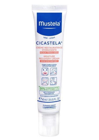 MUSTELA CICASTELA MOISTURE RECOVERY CREAM 40ML