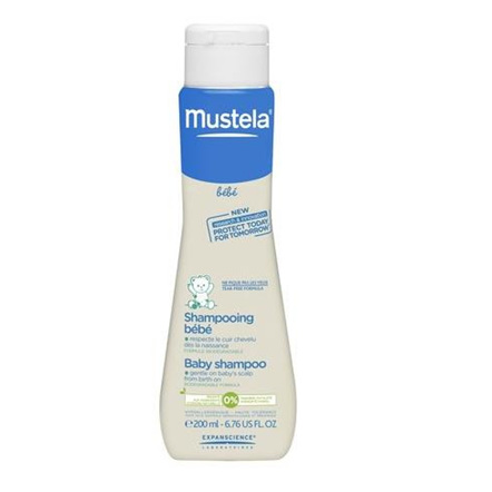 MUSTELA GENTLE BABY SHAMPOO 200ML