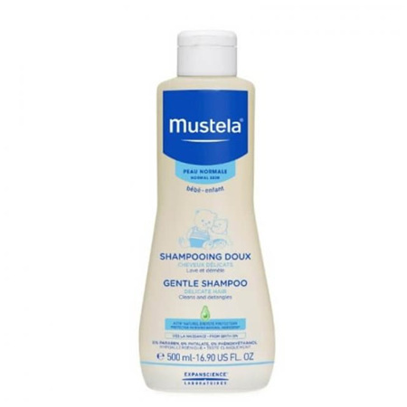 MUSTELA GENTLE BABY SHAMPOO 500ML