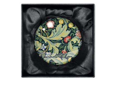 Musuems & Galleries Leicester Wallpaper Paperweight