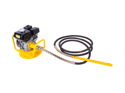 MVDR-2 Concrete Vibrator Drive with 6M Flexible Shaft and 38mm Head