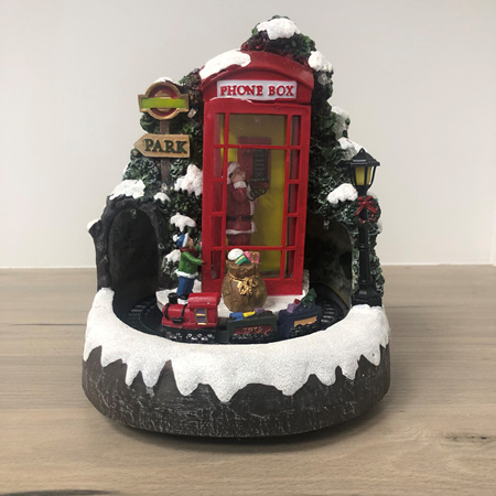 MX286 PHONE BOX