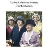 My Book Club - card