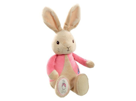 My First Peter Rabbit/Flopsy Rattle