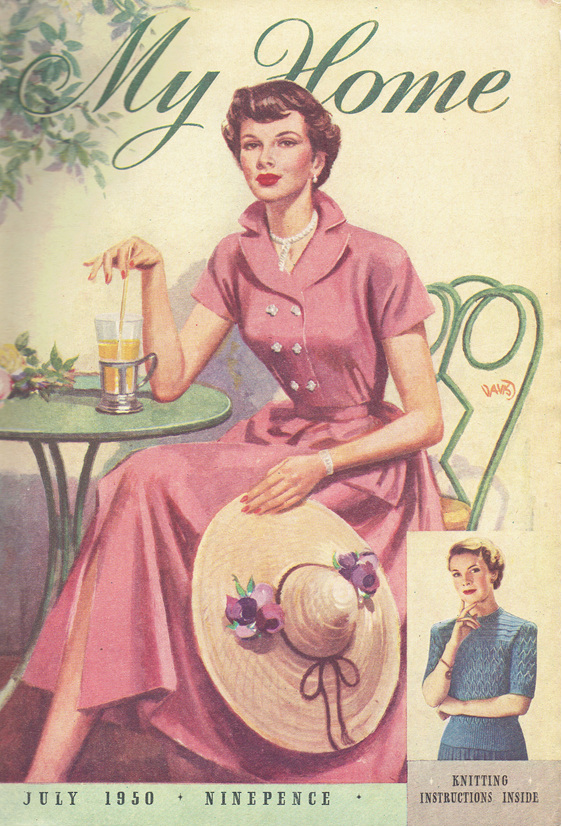 My Home Magazine 1950