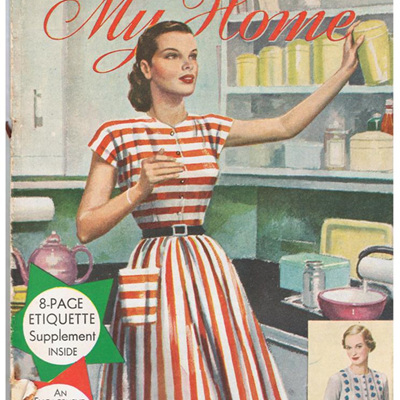 My Home Magazines 1950's