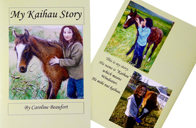 """My Kaihau Story"" by Caroline Beaufort"