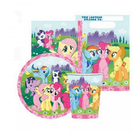 My little Pony 40 piece pack.