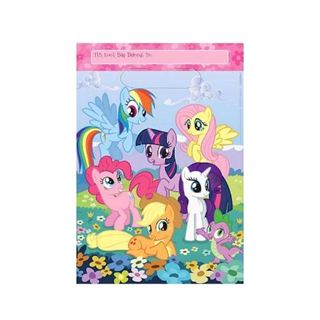 My Little Pony lootbags - pack of 8