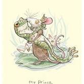 My Prince - card