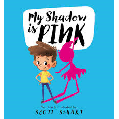 My Shadow is Pink (PRE-ORDER ONLY)
