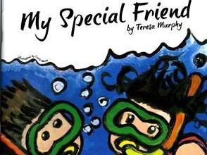 My Special  Friend - by Teresa Murphy