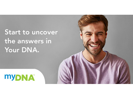 myDNA - Discover What You Were Made For!