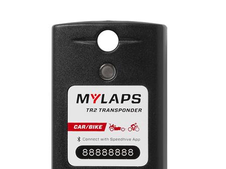 MyLaps TR2 Subscription